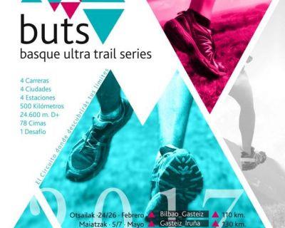 Cuenta atrás para la Basque Ultra Trail