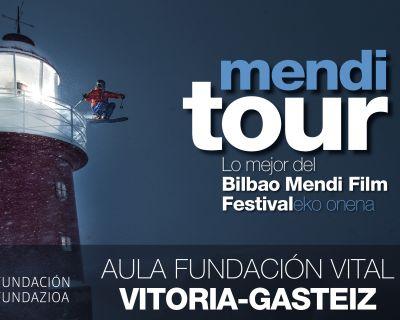 Llega a Vitoria-Gasteiz el mejor cine de montaña del Bilbao Mendi Film Festival