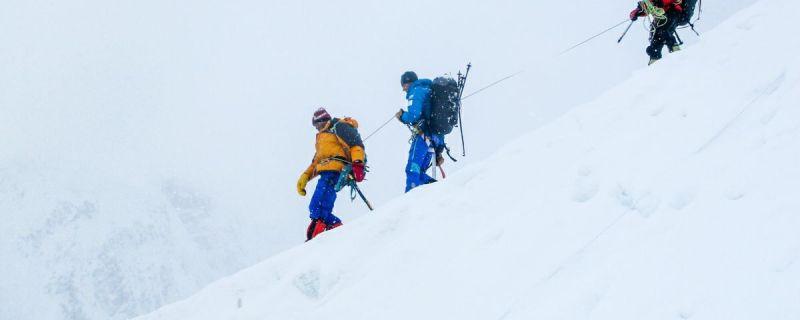 Iñurrategi, Vallejo y Zabalza salvan a un italiano y dan una lección de alpinismo