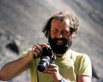 """Ascend"", la autobiografía más intimista de sir Chris Bonington"