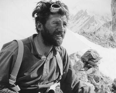 Figuras de la montaña VIII: Hermann Buhl, un precursor del Himalaya