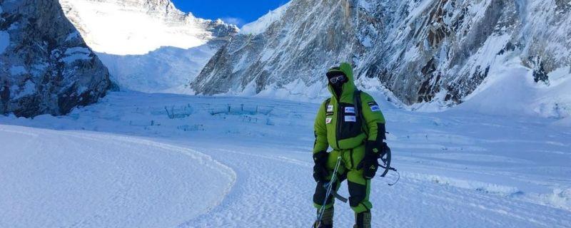Alex Txikon regresa al Everest en invierno y sin ayuda de oxígeno para hacer historia
