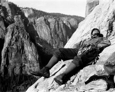 Figuras de la montaña XII : Royal Robbins, el precursor de la escalada limpia de Yosemite