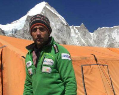 El hasta luego de Txikon al Everest