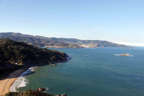 La Talaia mezcla mar y montaña.