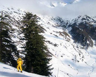 Riesgos y consejos del esquí fuera de pista
