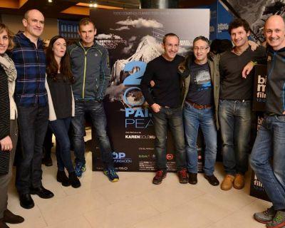La película '2T on Paiju Peak' está de gira con Mendi Tour