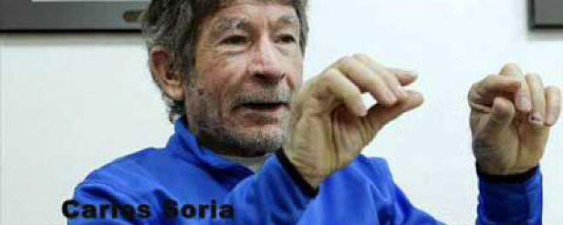 Carlos Soria, ochomiles a los 70