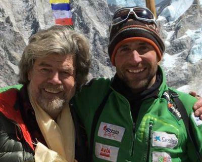Ataque final de Txikon al Everest
