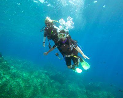 Cómo iniciarse en el submarinismo