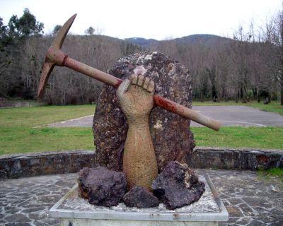 El valor geológico de la zona minera de Bizkaia
