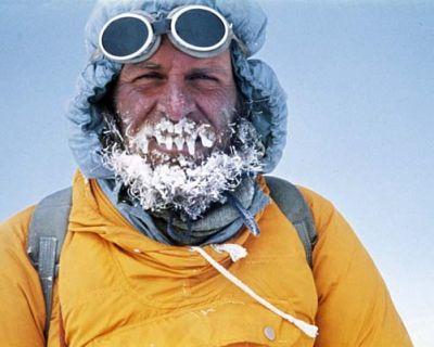 """Hazañas de supervivencia (VI) : Kurt Diemberger, el superviviente de """"La tragedia del K2"""""""