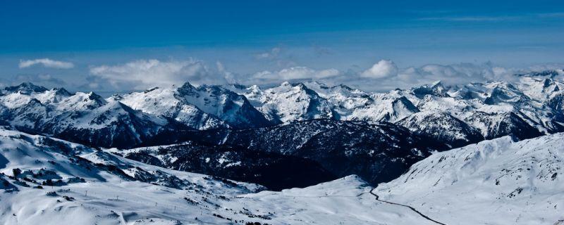 Las estaciones de esquí, pendientes del frío para inaugurar la temporada 2018-2019