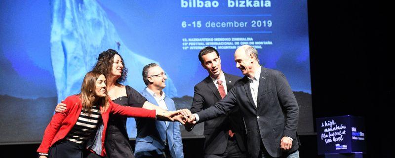 BBK Mendi Film Bilbao Bizkaia: arranca una nueva era del cine de montaña