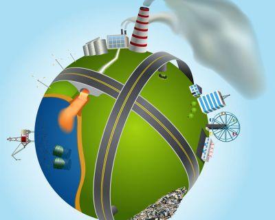 Los diferentes tipos de contaminación