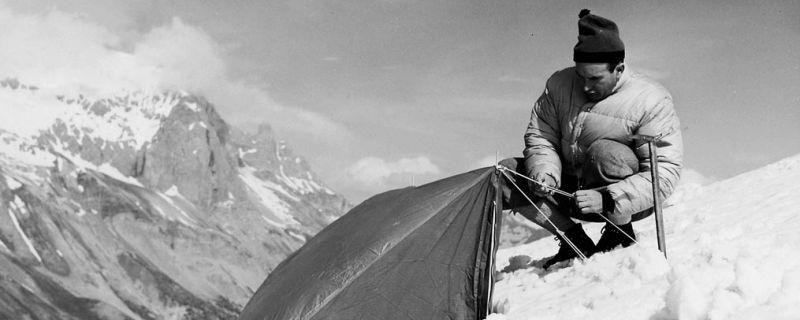 Figuras de la montaña XI : Lionel Terray, el alpinista romántico