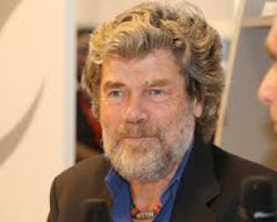 Reinhold Messner, mito viviente del alpinismo