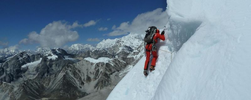 Expedición Nuptse 2012